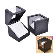 Wrist watch box case Jewelry Bangle Bracelet earring Display Storage Holder Pop