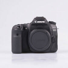 [Brand New] Canon EOS 80D Body Only Digital SLR Camera [kit box]  (Int'l Vers.)