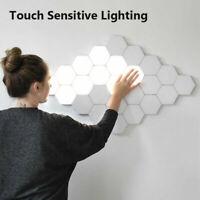 LED Night Light Quantum Lamp Hexagonal Lamps Modular Touch Sensitive Lighting