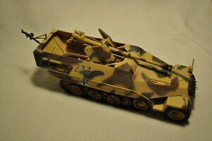 ULTIMATE SOLDIER 21st Century 1/18 Sdkfz.251/22 German Halftrack PAK 40