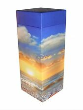 Ocean Cremation Scatterpod Biodegradable Scattering Keepsake Urn Scatter tube