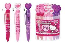 Sanrio Hello Kitty Checkered Light Up Ballpoint Pen