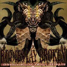 BODIES LAY BROKEN - Eximinious - CD - Neu OVP - Grind