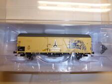 """Brawa H0 48715 Gedeckter Güterwagen Glr 22 """"Magirus"""" der DB NEU & OVP"""
