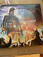 """Iron Maiden 12"""" Picture Disc """"The Wicker Man"""""""