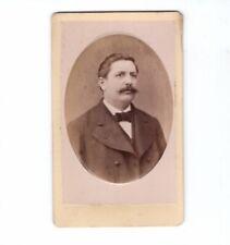 CDV Foto Herrenportrait - Pfaffenhofen 1880er