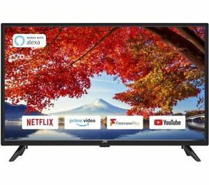 """JVC LT-32C600 32"""" Smart HD Ready LED TV - Currys"""