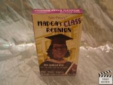 Tyler Perry's Madea's Class Reunion VHS Stage Play