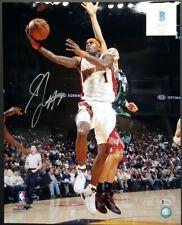 STEPHEN JACKSON Autographed Golden State Warriors 16x20 photo. BECKETT