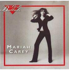 Mariah Carey - Best Ballads - Rare CD - Ft Boyz II Men Luther Vandross