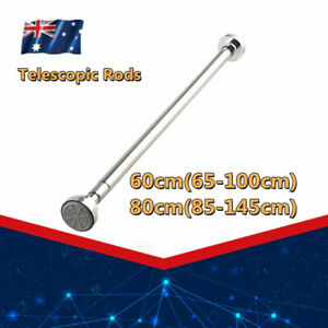 Multifunctional Adjustable Stainless Steel Extendable Tension Telescopic Rods