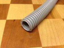 "Dental Vacuum Suction Tubing Hose Corrugated 5/8"" ID  10' Long Gray"