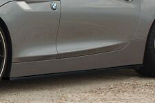 For BMW Z4 E89 SIDE SKIRTS DIFFUSERS BAR CUP SIDES BLADES M sport coupe Roadster