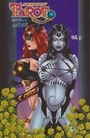 TAROT WITCH OF THE BLACK ROSE VOL.9 TPB DELUXE  LITHO EDITION 66/500 NM.