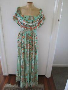 Jaase off shoulder maxi dress