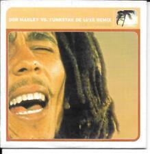 CD SINGLE 2 TITRES--BOB MARLEY VS FUNKSTAR DE LUXE--SUN IS SHINING - REMIX