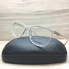 a0aa6cdf2ed Salvatore Ferragamo SF 2141 Eyeglasses Blush Gold 665 Authentic 52mm