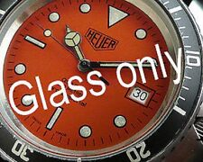 QUALITY REPLACEMENT GLASS crystal For TAG HEUER heuer 980.005 ,980.007,