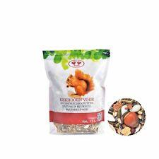 1 KG Eichhörnchen-Futter Futterstation Wildtiere  *****WA25