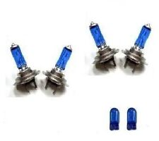 SAAB 9-3 9-5 97 ON XENON BULBS ICE BLUE HID SET