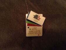 1984 Los Angeles UTC Wallets Olympic Pin