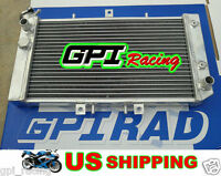 ALUMINUM alloy radiator Polaris Outlaw 450/525 S/MXR/IRS ATV/Quad 2007-2011