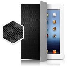 Magnetic Micro-Honeycomb Print Spot slim Case Cover Skin Smart New iPad 2