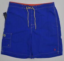 Men's POLO RALPH LAUREN Royal Blue Swimsuit Swim Trunks XLarge XL NWT 4154806