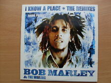 Bob Marley & The Wailers - I know A Place - The Remixes - Radio Promo