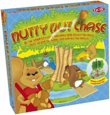 Nutty Nut Chase Squirrelly Strategy Game