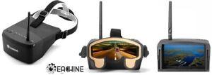 EACHINE EV800 5 Inches 800x480 FPV Goggles Video Glasses 5.8G 40CH Raceband Auto