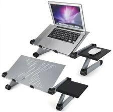 ONLY 2 IN STOCK 360° Adjustable Foldable Laptop Notebook PC Desk Table Stand Bed