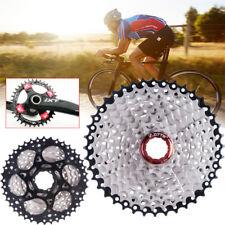 9Speed Cassette 11-40T Wide Ratio Mountain Bike Freewheel Sports Holiday Journey