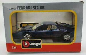 EBOND Modellino Ferrari 512 BB - Bburago - 1:24 - 0114.