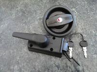 Vecam R/H Complete Door Lock Caravan Motorhome