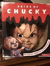 CHUCKY BRIDE OF CHUCKY MASK HORROR BRAND NEW IN THE BOX