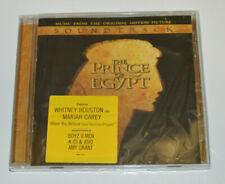 THE PRINCE OF EGYPT Soundtrack CD-Mariah Carey-Whitney Houston-Boyz II Men, NEW