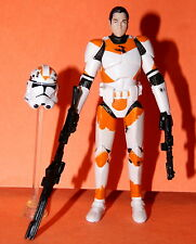 STAR WARS LEGACY 212TH CLONE TROOPER AMAZON EXCLUSIVE LOOSE COMPLETE
