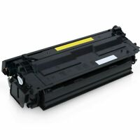 1 x Premium Yellow Toner Cartridge Remanufactured For HP CF362X, 9,500 Pages