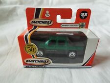 MATCHBOX MADE IN CHINA CHEVROLET AVALANCHE