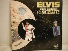 ELVIS Aloha from Hawaii 1972 RCA VPSX - 6089 Quadra Disc 2 Record Set LSP-4776