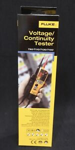 Genuine Fluke T130 Two-pole Voltage & Continuity Electrical Probe Tester