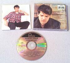LLOYD COLE - LOVE STORY / CD ALBUM ( ANNEE 1995 )