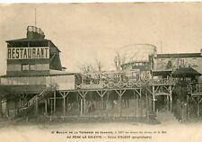 Moulin de la Terrasse de SANNOIS Au Père la Galette Victor D'Hondt Propriétaire