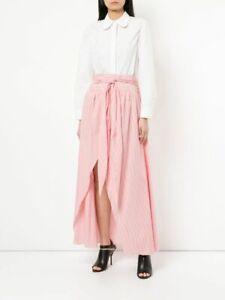 KAGE white linen skirt Size S Small