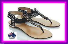 Elastic Narrow Width (AA, N) Women's Sandals