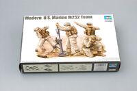 Trumpeter 1/35 00423 Modern U.S. Marine M252 Team