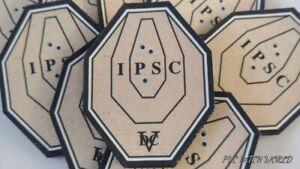 IPSC RANGEMASTER TARGET PATCH