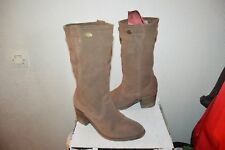 BOTTES CUIR  IKKS  TAILLE 36 LEATHER BOOTS/BOTAS/STIVALI BE