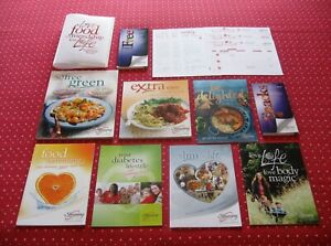 Slimming World Starter Pack 2012 Red/Green/Extra Easy Plans + Extras Post Today!